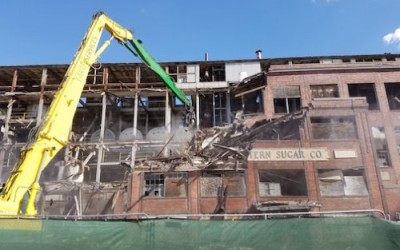 Earth Services & Abatement Saves Abandoned Sugar Factory Owners $4M