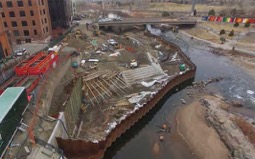Earth Services & Abatement (ESA) Completes Water and Coal Tar Remediation at Confluence Park